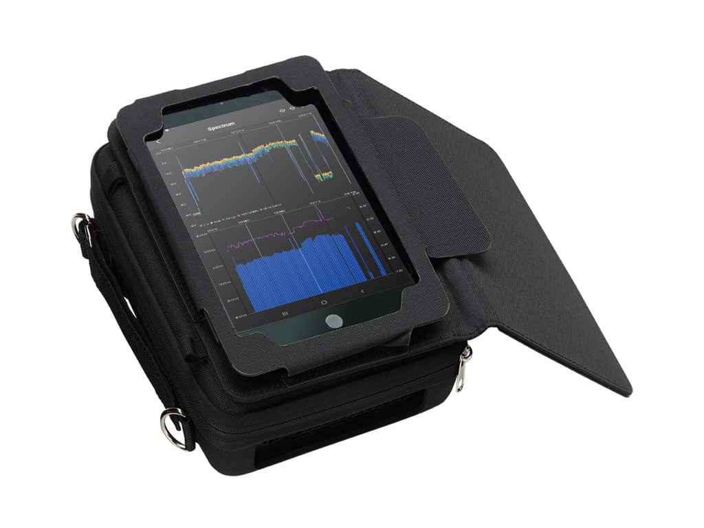 Portable Coax Network Meter DOCSIS 3.1 from Hitron | CGN-DP3